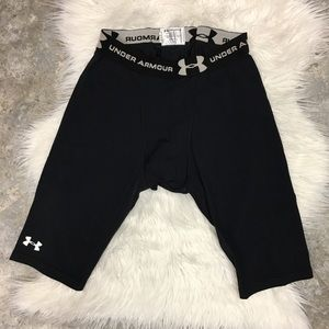 💙 under armour long shorts great condition